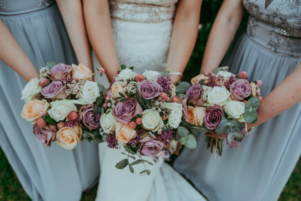 Bridal flowers- Vasilias Wedding venue - Cyprus traditional Inn